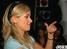 """Galéria fotiek DJky Lucca z piatkovej Lucca Frisco Tour v pražskej Roxy. Ak máte záujem, prečítajte si <a href=""""http://dj.drom.sk/lucca/"""" class=""""special"""">viac o DJ Lucce</a>."""