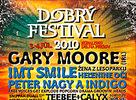 Dobrý Festival 2010 a jeho štvrtý ročník cez víkend (3.-4.2010) odštartoval leto na prírodnom kúpalisku Delňa v Prešove. Celý festival sa niesol v duchu dobrej muziky, zábavy, športu, umenia, jedla a pitia:) Kvalitne obsadené stage-e ponúkli kapely ale i jednotlivých Djs, headlinerom bol írsky hudobník Gary Moore, ďalej kapelky IMT Smile, Iné Kafe, Desmod, Peter Nagy a Indigo, Get Explode a iní, za Djs Teebee a Calyx, Break, Lixx, Snippah, Impresio, Martin Haberland, Tomm-e, Paul Diamond...