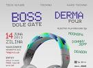 Svojím rovným beatom prišiel rozbiť Enjoy club v Žiline veľký pán DJ - BOSS.Spolu s Dermom ovládli alternatív stage tvrdým technom...