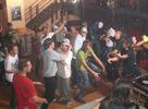 """Prinášame Vám oneskorené fotky z NuDance - Drum & Bass Session, ktorá sa konala 27.9.2008 v popradskom Rock Fabric klube. Foto by GeorGe. Ak ste priaznivcami drum & bassu, <a href=""""http://mp3.drom.sk/drum-and-bass/"""" class=""""special"""">sťahujte drum & bass sety</a>!"""