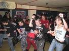 Piatok 13eho sa alternatívny priestor PONORKA naplnil punkovým publikom. Tancovačka výborna. Kapely: ZoPsaHlava, Amon!ak, Its OK!, Swill.