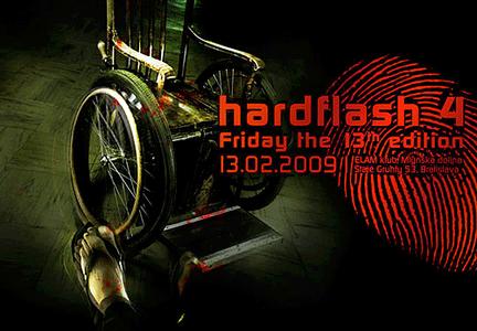Hardflash: Friday the 13th edition!