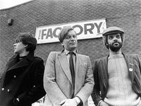 Peter Saville,Tony Wilson, Alan Erasmus