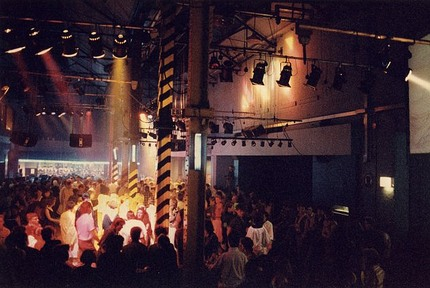 The Hacienda nightclub