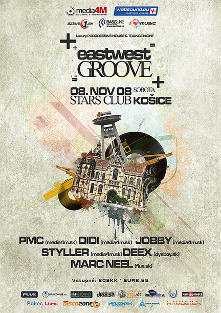 Eastwest Groove @ 08.11.2008