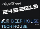 Deep house, tech house party