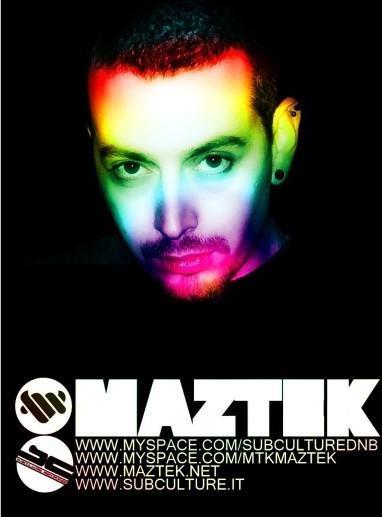 Maztek - Nudance xxl4 - 21.5.2010 Trencin, Slovakia