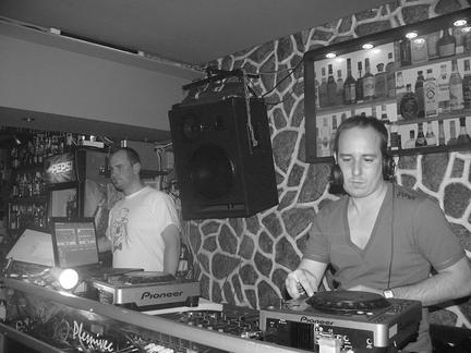 Facet & DJ Cole by Flora Fauna