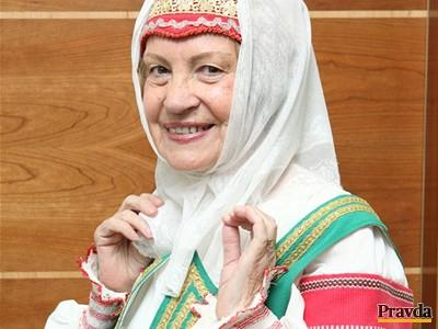 Darina Laščiaková - foto Pravda