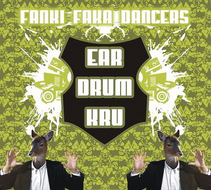 Ear Drum Kru - cover album