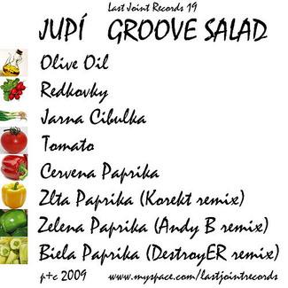 Jupi Groove salad
