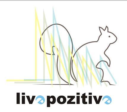 LivePozitive - vevericka