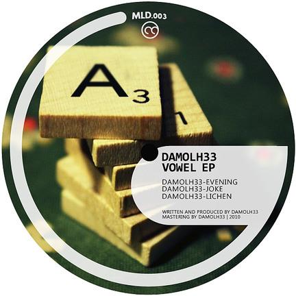 DAMOLH33 - VOWEL EP