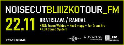 NOISECUT BLIIIZKOTOUR_FM