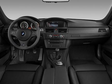 BMW M3 - Dashboard