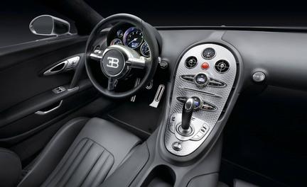 Buggati Veyron - Dashboard