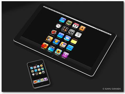 iPhone vs. iPad