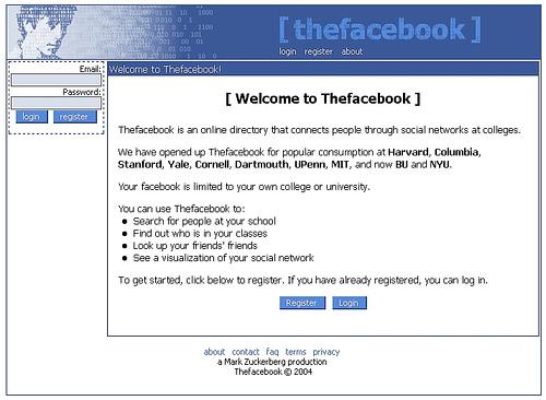 Zaujímavosti - facebook