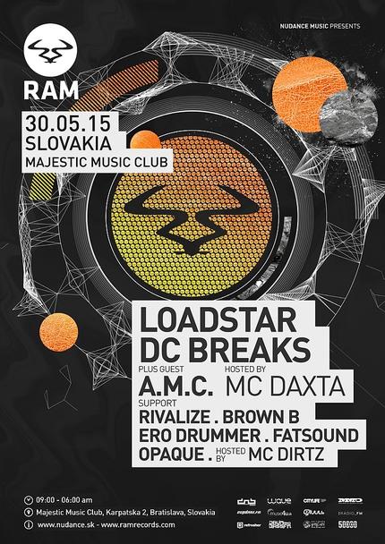 RAM Night Slovakia 2015