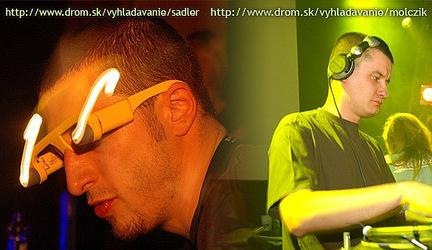 APOKALYPSA Jubileum - Chris Sadler & Molczik