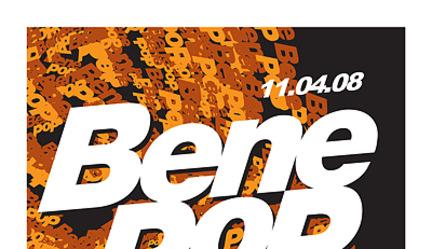BenePop Grooves 11.04.2008 - with Clara Moto