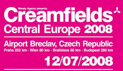 Creamfields Central Europe - ďalšie dve zaujímavé mená!