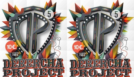 DEBERCHA PROJECT Festival - THE FREESTYLERS