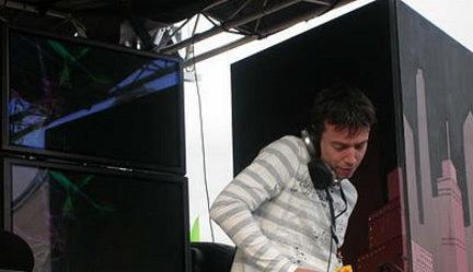 DJ Sander van Doorn - rozhovor k Oxygen_FM