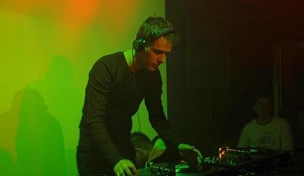 DJ Top Chart - Pete @ apríl 2008