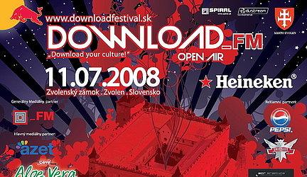 Download_FM: Slováci v Čarovňa šapitó stage