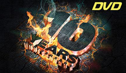 DVD k 10. výročiu party Apokalypsa