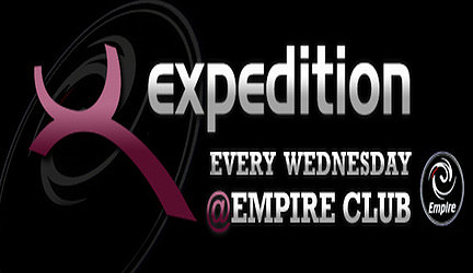 Expedition v Empire clube