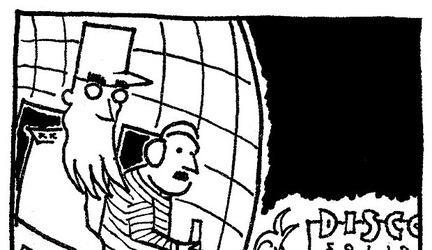 Facet v komikse - Faccetoni & Felski na Kube