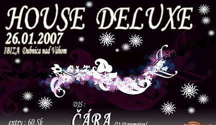 House de Luxe s DJom Čárom