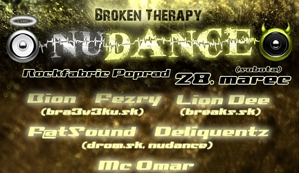 NUDANCE Broken Therapy 7