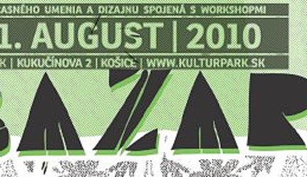 Predajná výstava súčasného umenia a dizajnu BAZart v Košiciach