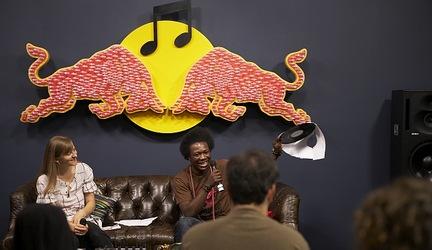 Red Bull Music Academy - Lektori a hostia