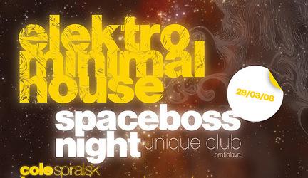 Spaceboss Night 28.03.2008 - Svojim spôsobom výnimočná