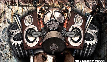Techno Terror 4 - súťaž o vtupenky
