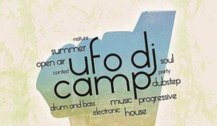 Ufo Dj Camp: Časový lineup