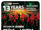 13 Years of JZD promotion - Return of Legends!