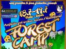 18.-19. 07. 2008 Forest Camp - prírodný amfiteáter pod hradom Likavka pri Ružomberku.