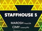 5TAFFHOU5E: Marosh a Cimy hosťami v klube muSICK