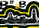 B ako Bratislavský hrad v Londýne alebo Battersa Power Station