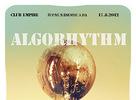 AlgoRhythm 17.8. Empire club Bratislava