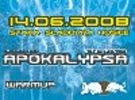 Apokalypsa warm-up - Košice @ 14.06.2008 - aktuálne info