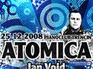 Atomica: zakladateľ Ngoht, dj Morison, doplňuje line up !!!