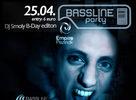 Bassline party 25.04.2009 @ Empire Pezinok – oslavy pokračujú