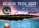 BEACH TECH 2012 / PIATOK / 20.júl