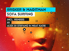 Brisker & Magitman – Sofa Surfing EP, Incl. remixes by Alex Di Stefano and Meat Katie